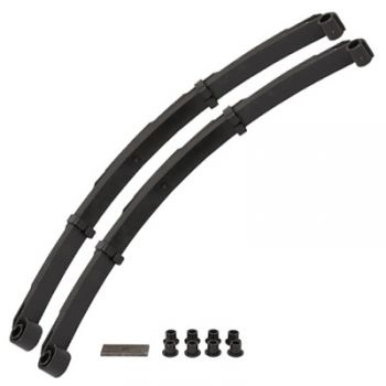 Trail-Gear Heavy Duty Front Leaf Springs
