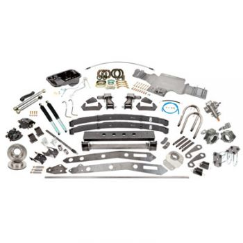 Trail-Gear 95-05 Toyota Tacoma SAS Kit B