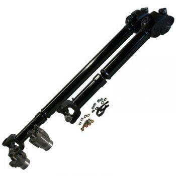 Poly Performance 07+ Jeep JK 1310/1350 Drive Shaft Upgrade