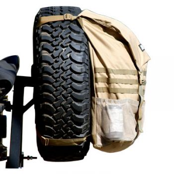Trasharoo Off-Road Spare Tire Trash & Utility Bag