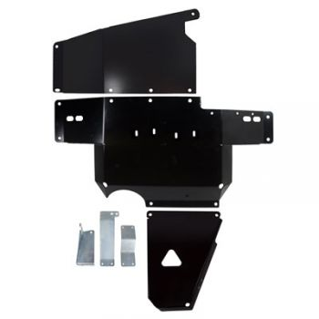 Synergy Jeep JK Skid Plate System - HD