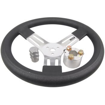 Poly Performance Steering Wheel & Disconnect Kit Package
