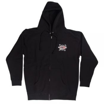 Poly Performance Zip Up Hoodie