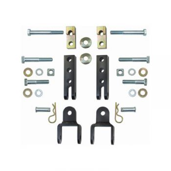 Currie Jeep TJ Tow Bar Mounting Kit
