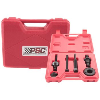 PSC Motorsports Power Steering Pump Pulley Installer/Removal Tool Combo