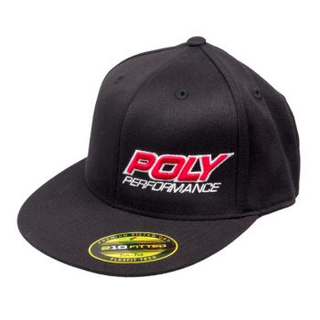 Poly Performance Puff Embroidered Hat