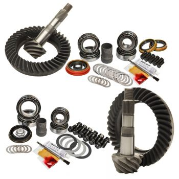 Nitro Gear & Axle Front & Rear Gear Package Kit for 2008+ Toyota Land Cruiser 200 Series and 2007+
