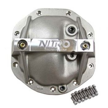Nitro Gear & Axle Aluminum Girdle Differential Cover