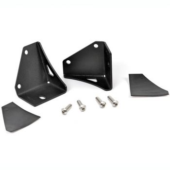 Rough Country Lower Windshield Light Mounts (Jeep YJ)