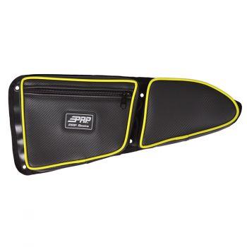 PRP Seats RZR Stock Door Bag with Knee Pad