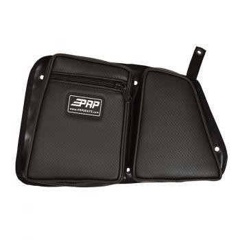 PRP Seats RZR Stock Rear Door Bag with Knee Pad