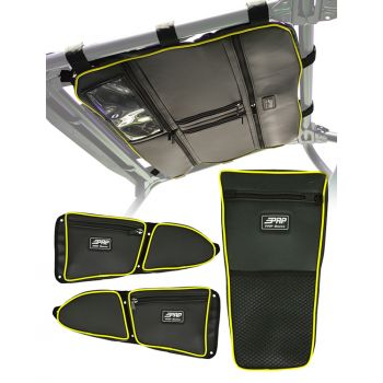 PRP Seats RZR Storage Package (4 Piece)