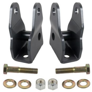 Synergy Jeep JK Front Lower Shock Extension Brackets