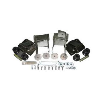 Advance Adapters GM Gen III Vortec Engine into Jeep TJ Mount Kit