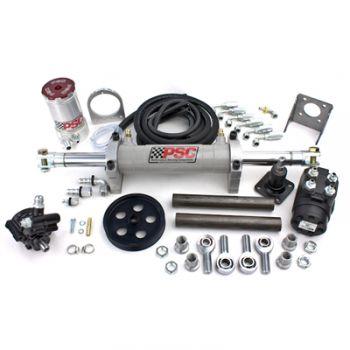 PSC Jeep JK Double Ended Full Hydraulic Kit (FHK100JK)
