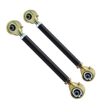 Currie Jeep TJ/LJ Double Adjustable Rear Upper Johnny Joint Control Arms (Pair)