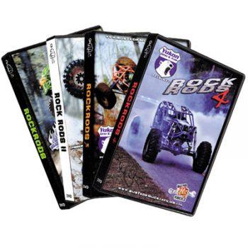 Busted Knuckles Films Rock Rods Set (1-4)