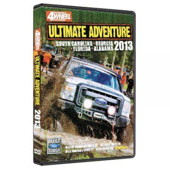 2013 Ultimate Adventure DVD