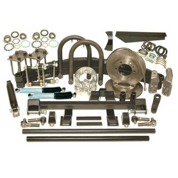 Trail-Gear Toyota 86-95 Pickup/ 4Runner IFS Eliminator Kit
