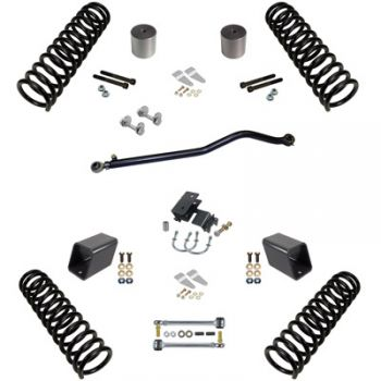 Synergy Jeep JK Stage 1 Suspension System, 2