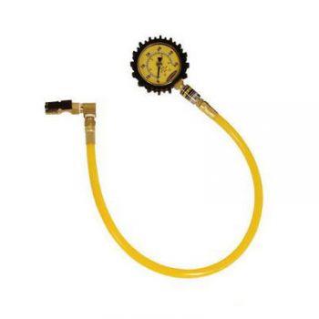 Powertank Hands-Free Tire Pressure Gauge