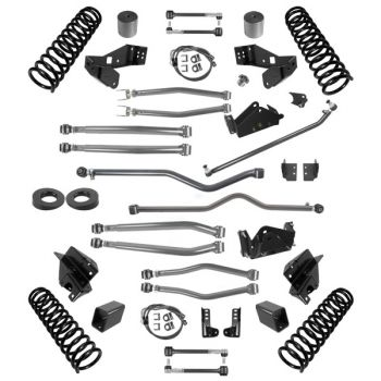 Synergy Jeep JK Stage 4 Long Arm Suspension System, 4/4.5