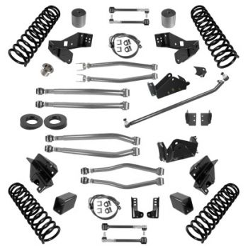 Synergy Jeep JK Stage 4 Long Arm Suspension System, 3