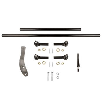 Low Range Off-Road Suzuki Samurai Align-Correct HD Crossover High-Low Steering Kit