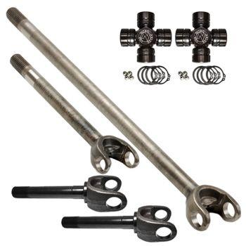 Nitro Gear & Axle Dana 60 GM Front Axle Kits