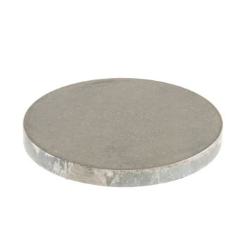 Tube End Cap Round Plate