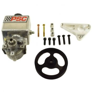 PSC LS3 Series Hi Performance Integrated Reservoir Pump / Pulley Kit - Head Mount