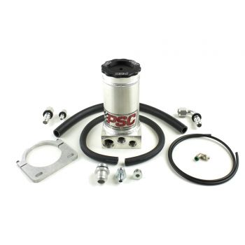 PSC Standard Gen IV Super Flow Power Steering Reservoir & Hose Kit