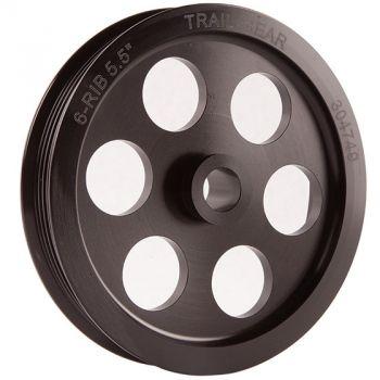 Trail-Gear Power Steering Pulleys (6-Rib)