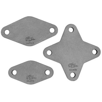Trail-Gear Roll Cage Base Plates
