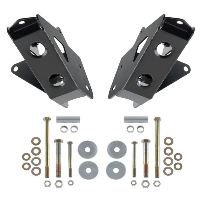 Synergy Dodge RAM 2500 / 3500 Front Radius Arm Drop Brackets | POLY ...