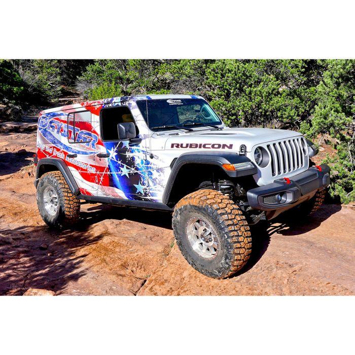 Jeep Wrangler Lift Kit >> Daystar 2018 Jeep Wrangler Jl 2 Lift Kit Poly Performance