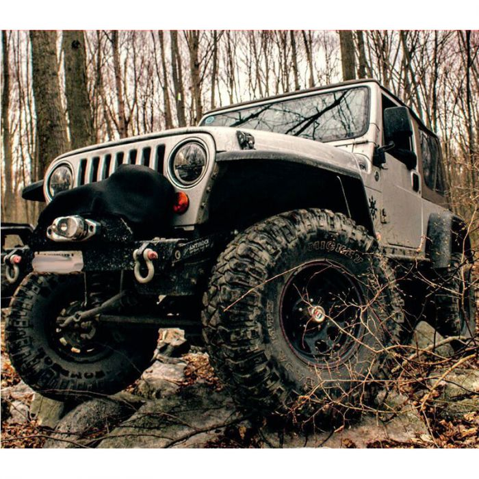 MCE Fenders Jeep TJ 4 5