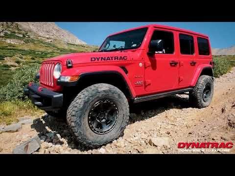 Jeep Lift Kit >> Dynatrac 2 0 Endurosport Suspension Lift Kit For 2018 Jeep Wrangler
