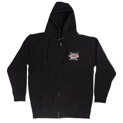 7707467d7d8a Poly Performance Zip Up Hoodie