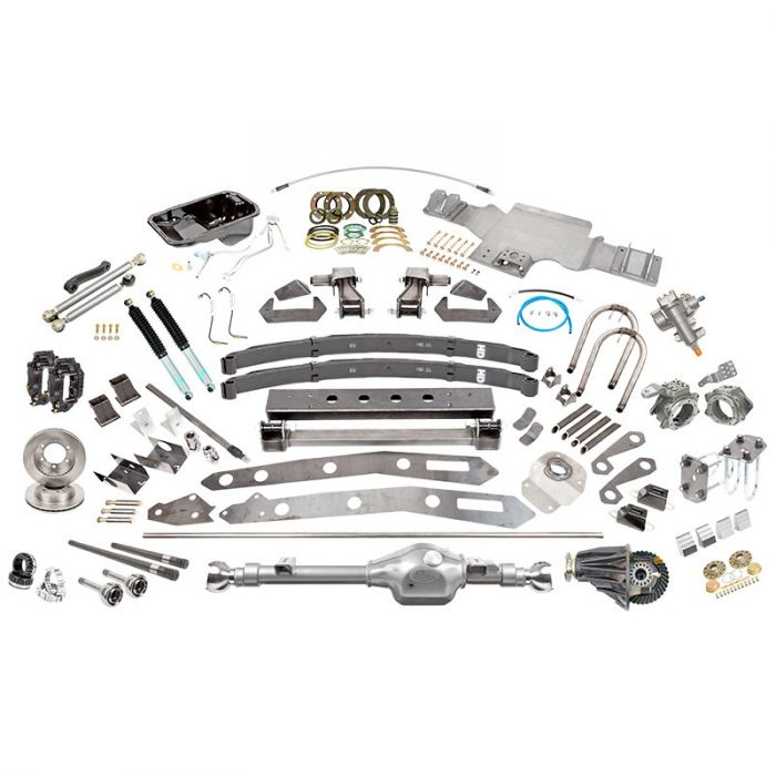 Trail-Gear Tacoma Solid Axle Swap Kit C | POLY PERFORMANCE
