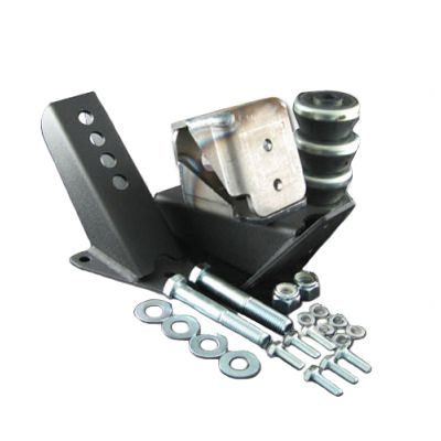 Advance Adapters Chevy V8 & 4 3L V6 Engine Wide Mount Kit | POLY