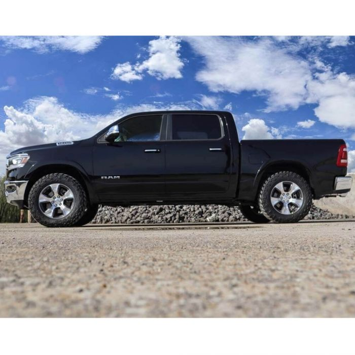 2017 Ram 1500 Leveling Kit >> Rough Country 2019 Dodge Ram 1500 2 Leveling Kit Poly