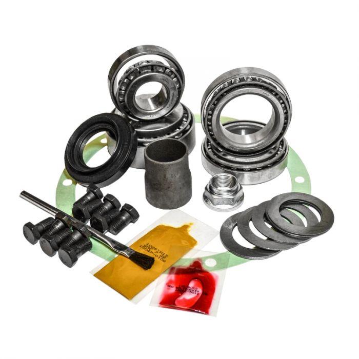 Nitro Gear and Axle Toyota 8