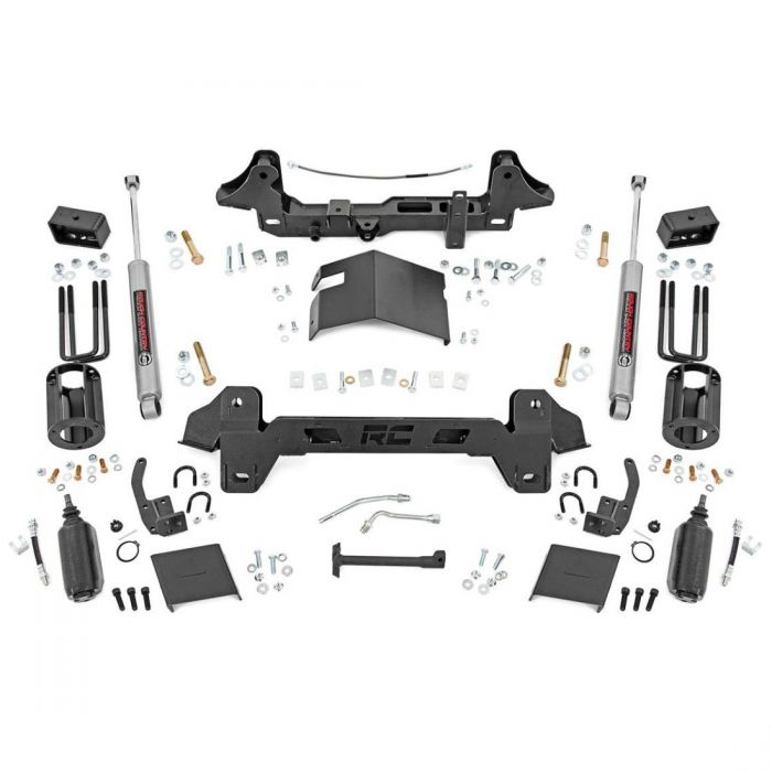 """Rough Country 95-04 Toyota Tacoma 6"""" Lift Kit 