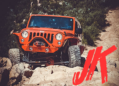 Jeep JK Parts | Poly Performance